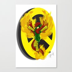 Phoeny | Mutant Little Ponies Canvas Print