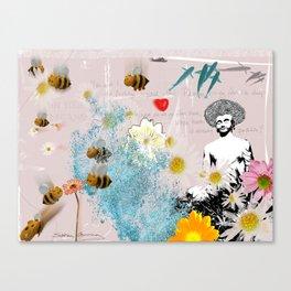 In your dreams Canvas Print