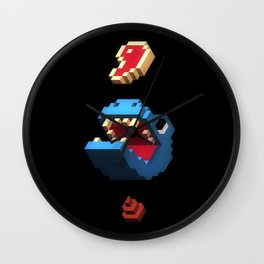 Feed the Beast Wall Clock