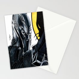 (Mar vel) Black Panther  Stationery Cards