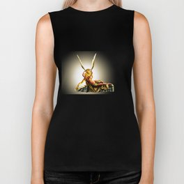 CUPID AND PSYCHE Biker Tank