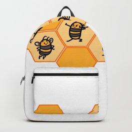 bee beekeeper beekeeper beekeeper gift honey beekeeping Backpack