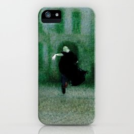 The Monster Series (2/8) iPhone Case