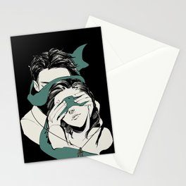 M A D N E S S  Stationery Cards