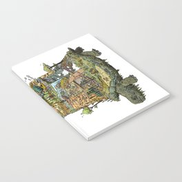 THE TORTOISE Notebook
