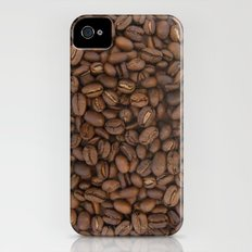 Coffee Beans Slim Case iPhone (4, 4s)