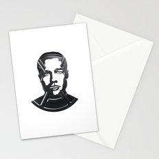 Brad Pitt Stationery Cards