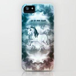 Ça va bien aller  iPhone Case