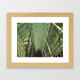 architecture of toronto Framed Art Print