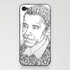 obama times iPhone & iPod Skin
