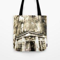 Town of Ramsgate Pub London Vintage Tote Bag