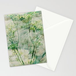 Daydream Believer Vintage Style Stationery Cards