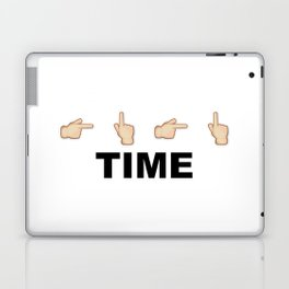 Limiter Time Laptop & iPad Skin