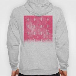 Cross (edit.) pink ver Hoody