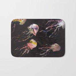 Jellyfish Sea Bath Mat