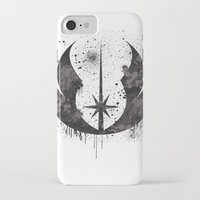 jedi iPhone & iPod Cases featuring Jedi mark by Ainy A.