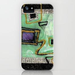Quadratum 4 bis iPhone Case