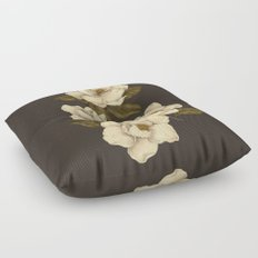 Magnolias Floor Pillow