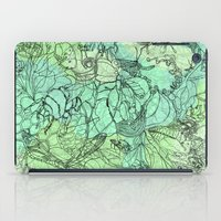 insects iPad Cases featuring Insects by David Bushell
