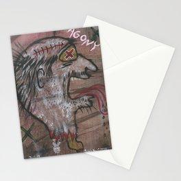 Agony Stationery Cards