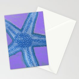 Barrier Reef Starfish Stationery Cards