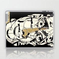 Golden Laptop & iPad Skin