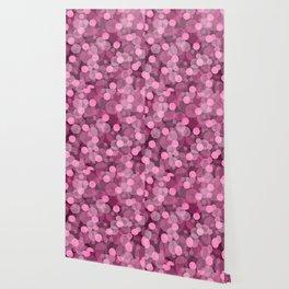 Pink Bubbles 2 Wallpaper