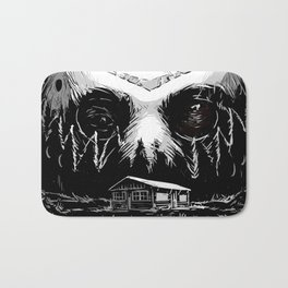 Friday the 13th (Variant) Bath Mat