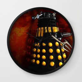 The Dalek Inquisitor General Wall Clock