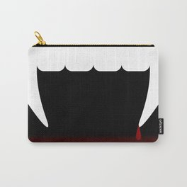 Immortal Kiss Carry-All Pouch
