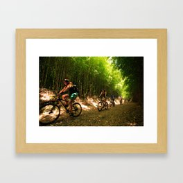 Eco-tourism Framed Art Print