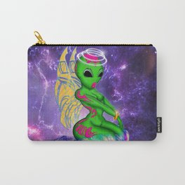 Alien Angel Carry-All Pouch
