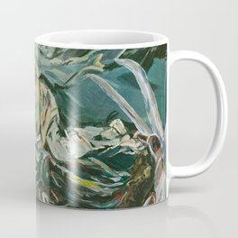 Nightmare in the Tempest: Freddy Krueger Coffee Mug