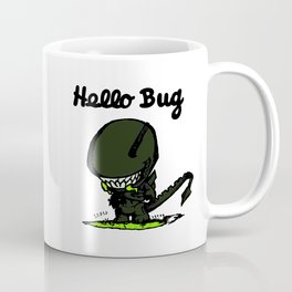 Hello Bug Coffee Mug