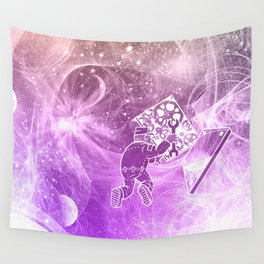 The Quantum Mechanic Wall Tapestry