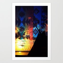 TIPI 1 Art Print