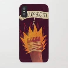 Tiger Uppercut iPhone X Slim Case