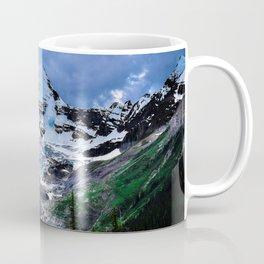 Glacier forest Coffee Mug