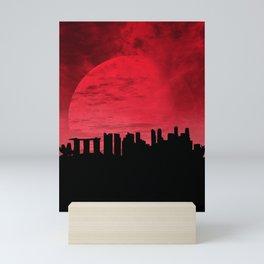 Singapore Mini Art Print