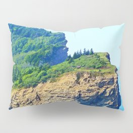 Cliffs of Perce Pillow Sham