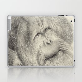 bhaj graphite Laptop & iPad Skin