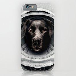 Pluto Astro Dog iPhone Case