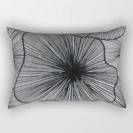 Geometric spaces Rectangular Pillow