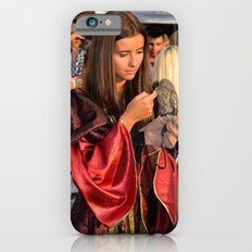 Renaissance Dressed Beauty and the Cute Little Beast Slim Case iPhone 6s
