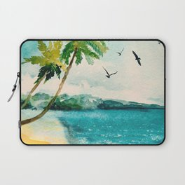 Palm Trees 1 Laptop Sleeve