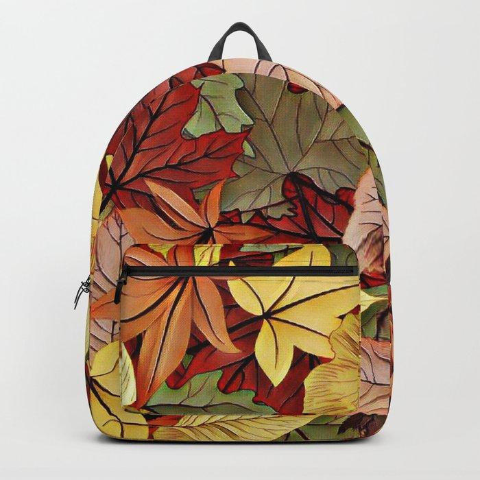 Down Side of Summer Backpack