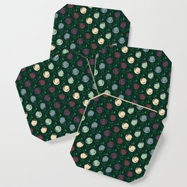 Forest Pattern Coaster