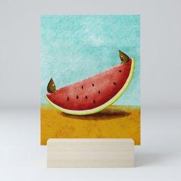 Watermelon Kids Mini Art Print