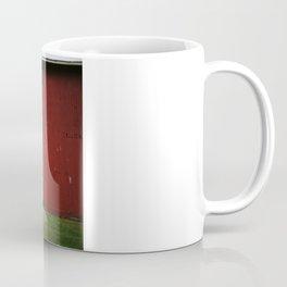 Red Barn Doors Coffee Mug