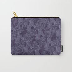 Quarian Swirls Carry-All Pouch